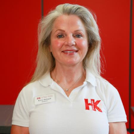 Karin Holbach